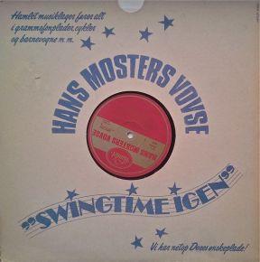 Swingtime Igen - LP / Hans Mosters Vovse / 1980