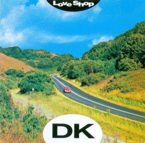 DK - LP (RSD 2018 Grøn Vinyl) / Love Shop / 1992 / 2018