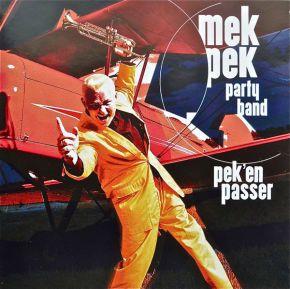 Pek'en Passer - CD / Mek Pek Party Band / 1999