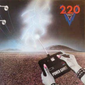 Power Games - LP / 220 Volt / 1984