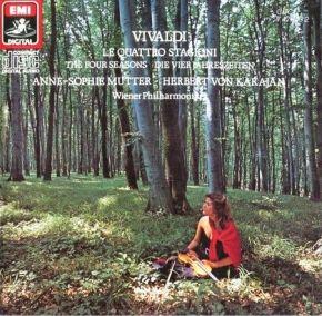 The Four Seasons - CD / Vivaldi / 1984
