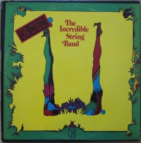 U - 2LP / Incredible String Band / 1970