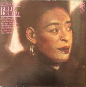 Stormy Blues - 2LP / Billie Holiday / 1977