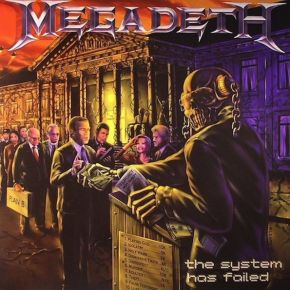 The System Has Failed - LP  / Megadeth / 2004/2013