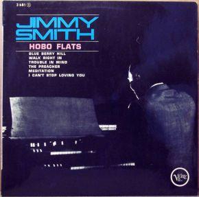 Hobo Flats - LP / Jimmy Smith  / 1963