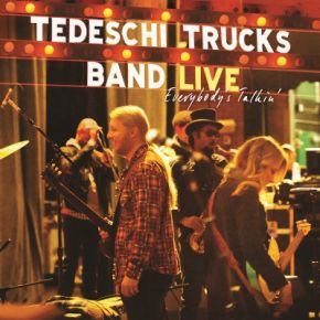 Everybody's Talkin' - 3LP / Tedeschi Trucks Band / 2012 / 2020