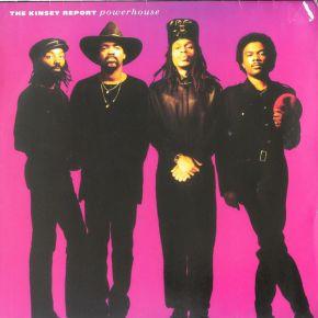 Powerhouse - LP / The Kinsey Report  / 1990