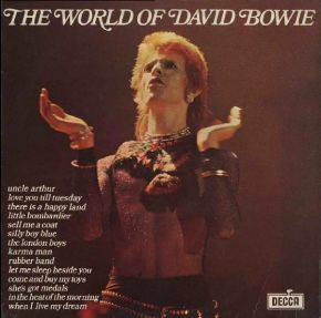 The World Of David Bowie - LP / David Bowie  / 1973