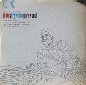 Sings Raw Soul - LP / James Brown  / 1970
