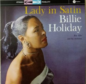 Lady In Satin - LP / Billie Holiday / 1958 / 2012