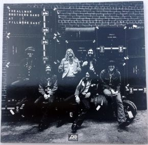 The Allman Brothers Band At Fillmore East - 2LP / The Allman Brothers Band / 1974