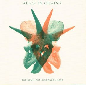 The Devil Put The Dinosaurs Here - CD / Alice In Chains / 2013