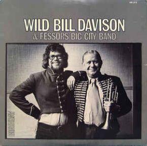 Birthday - LP / Wild Bill Davison & Fessors Big City Band / 1974