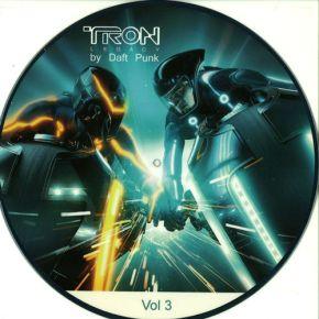 TRON: Legacy Vol 3 - LP (Picture Disc) / Daft Punk / 2017