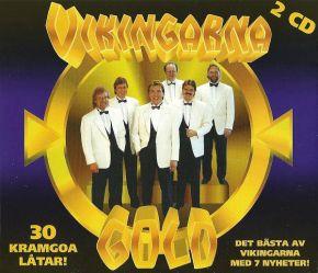 Gold - 30 Kramgoa Låtar! - 2CD / Vikingarna / 1993