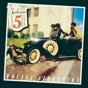 Moving Violation - LP / The Jackson 5 (Jacksons) / 1975
