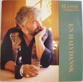 En Halvdansk - LP / Hasse Andersson / 1990