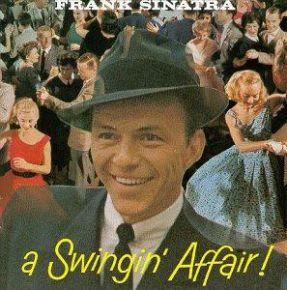 A Swingin' Affair - LP / Frank Sinatra / 1957 / 2016