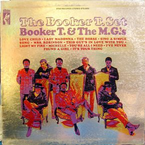 The Booker T. Set - LP / Booker T. & The M.G.'s / 1969