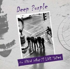 The Now What! Live Tapes - 2LP / Deep Purple / 2013