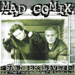 Så'N Er Livet - CD / Mad Comix / 1999