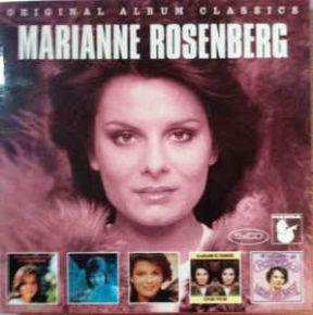 Original Album Classics - 5CD / Marianne Rosenberg / 2013