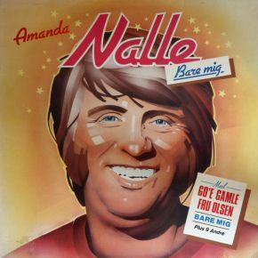 Bare mig - CD / Nalle (Rock) / 1991