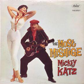 The Most Mishige - LP / Mickey Katz / 1959