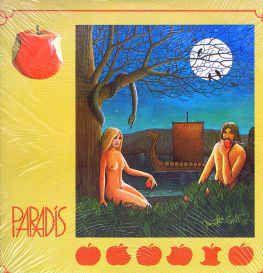 Paradís - LP / Paradís / 1976