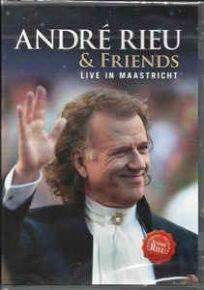 André Rieu & Friends - Live In Maastricht - DVD / André Rieu / 2013