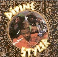 World Power - LP / Divine Style / 1989