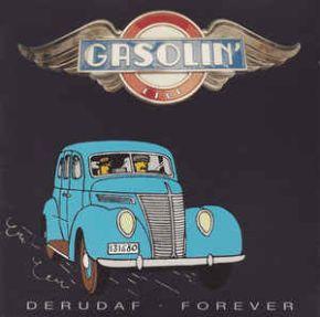 Derudaf - Forever - CD / Gasolin' / 1993