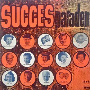 Succes Paraden Vol. 2 - LP / Various