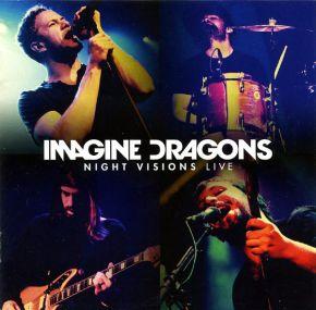 Night Visions Live - CD+DVD / Imagine Dragons / 2014