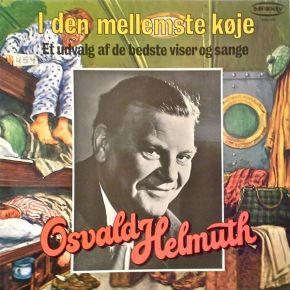I Den Mellemste Køje - LP / Osvald Helmuth / 1979