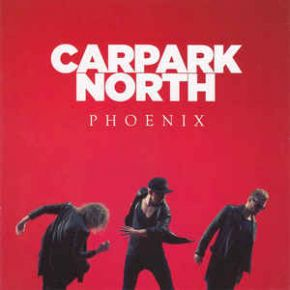 Phoenix - LP (RSD Black Friday 2017 Rød Vinyl) / Carpark North / 2014 / 2017
