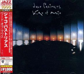 Word Of Mouth - CD / Jaco Pastorius  / 2013