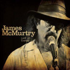 Live In Europe - CD+DVD (Klistermærke på cover) / James McMurtry / 2009
