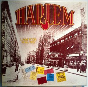 Harlem, L'Age D'Or 1926/1957 - 3LP / Various / 1980