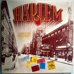 Harlem, L'Age D'Or 1926/1957 - 3LP / Various / 1980