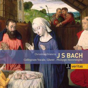 Christmas Oratorio - 2CD / J.S. Bach | Collegium Vocale / 2011
