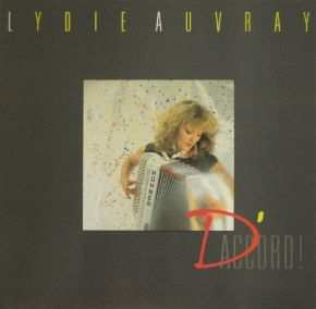 D'Accord - LP / Lydie Auvray / 1987