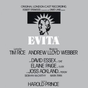 Evita (Original London Cast Recording) - CD / Andrew Lloyd Webber | Tim Rice / 1978/2010