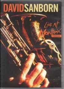 Live At Montreux 1984 - DVD / David Sanborn / 2009