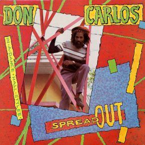 Spread Out - LP / Don Carlos / 1983