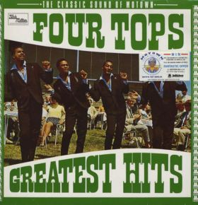 Greatest Hits - LP / Four Tops  / 198