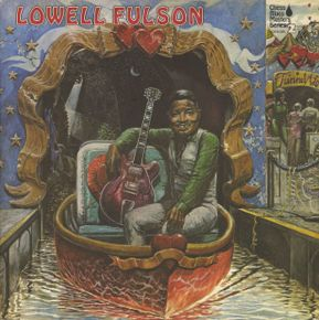 Lowell Fulson - 2LP / Lowell Fulson