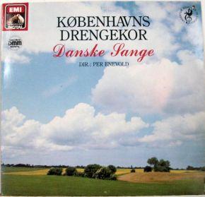 Danske Sange - LP / Københavns Drengekor / 1986