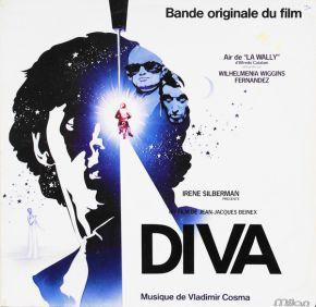 Diva (Bande Originale Du Film) - LP / Vladimir Cosma / 1981