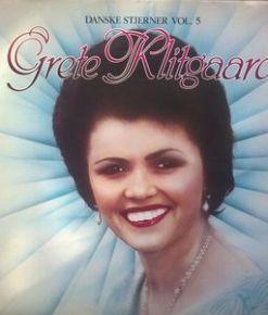 Danske Stjerner Vol. 5 - LP / Grete Klitgaard / 1983